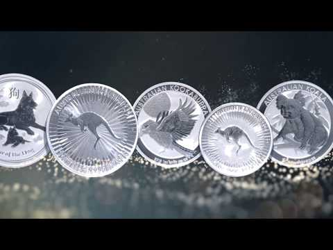 Perth Mint - 2018 Coin Program - Lunar II Hund - Silber-CORNER.de