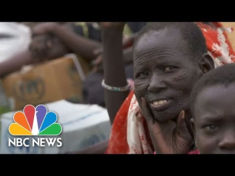 World In Crisis: Global Refugees Reach Record Numbers | NBC News