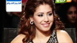 برنامج تاراتاتا حلقه جامده مع شيرين & أحمد سعد
