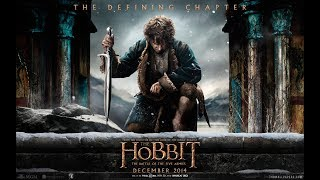 the hobbit 3 we are facing death soundtrack by filip oleyka fan made