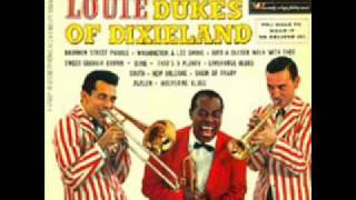 Louis Armstrong - 10. WOLVERINE BLUES - Louis and the Dukes of Dixieland