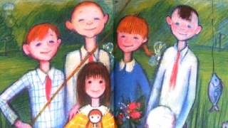 О девочке Маше, о собаке Петушке и о кошке Ниточке, Александр Введенский #2 аудиосказка с картинками