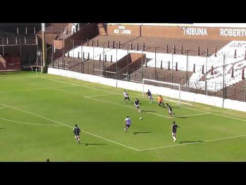 Santi Pérez vs platense 5ta división