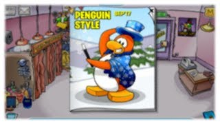 Club Penguin Rewritten: Clothing Catalog Cheats September 2017