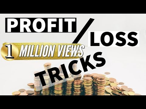 Profit and Loss Trick by Abhishek Jain || Quant Guru || Study IQ