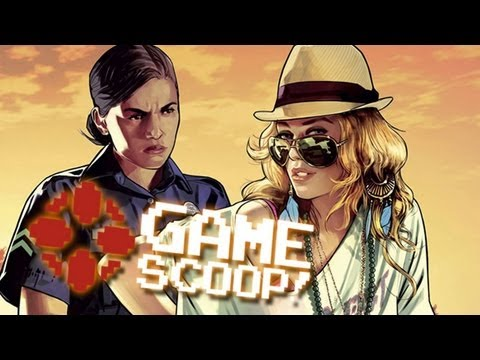 Everything We Know About GTA 5 - Game Scoop 111212