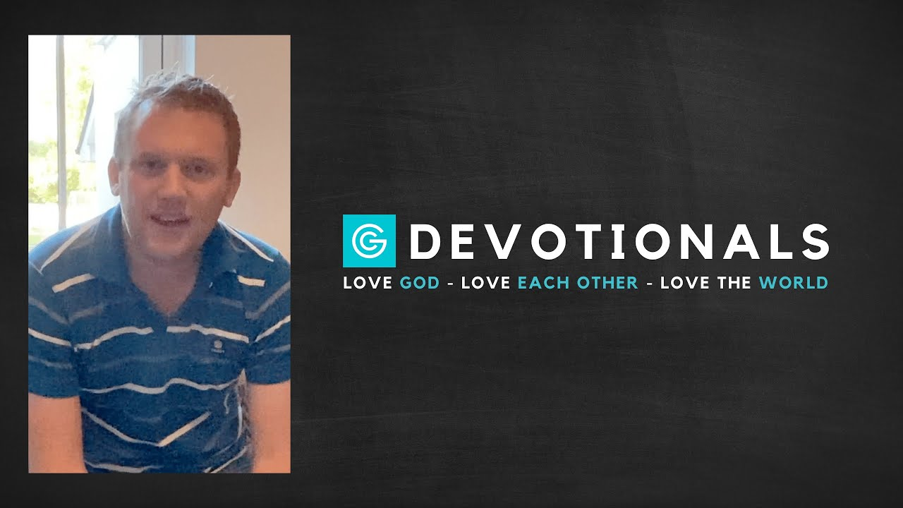 Devotional - Mark 12 with Tom
