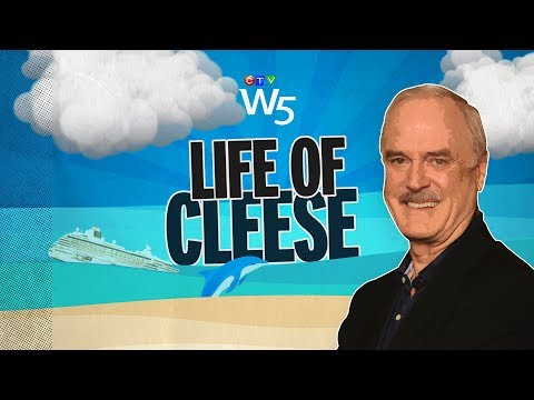 W5: John Cleese on life and humour from his island exile
