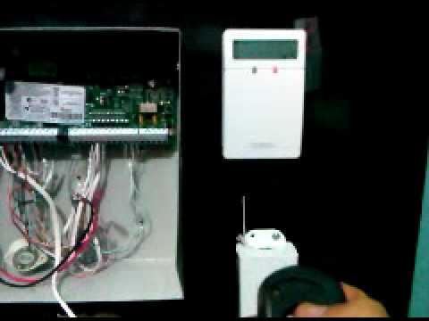 Demostraci 243 N De Bot 243 N Para Activar Desactivar Alarma