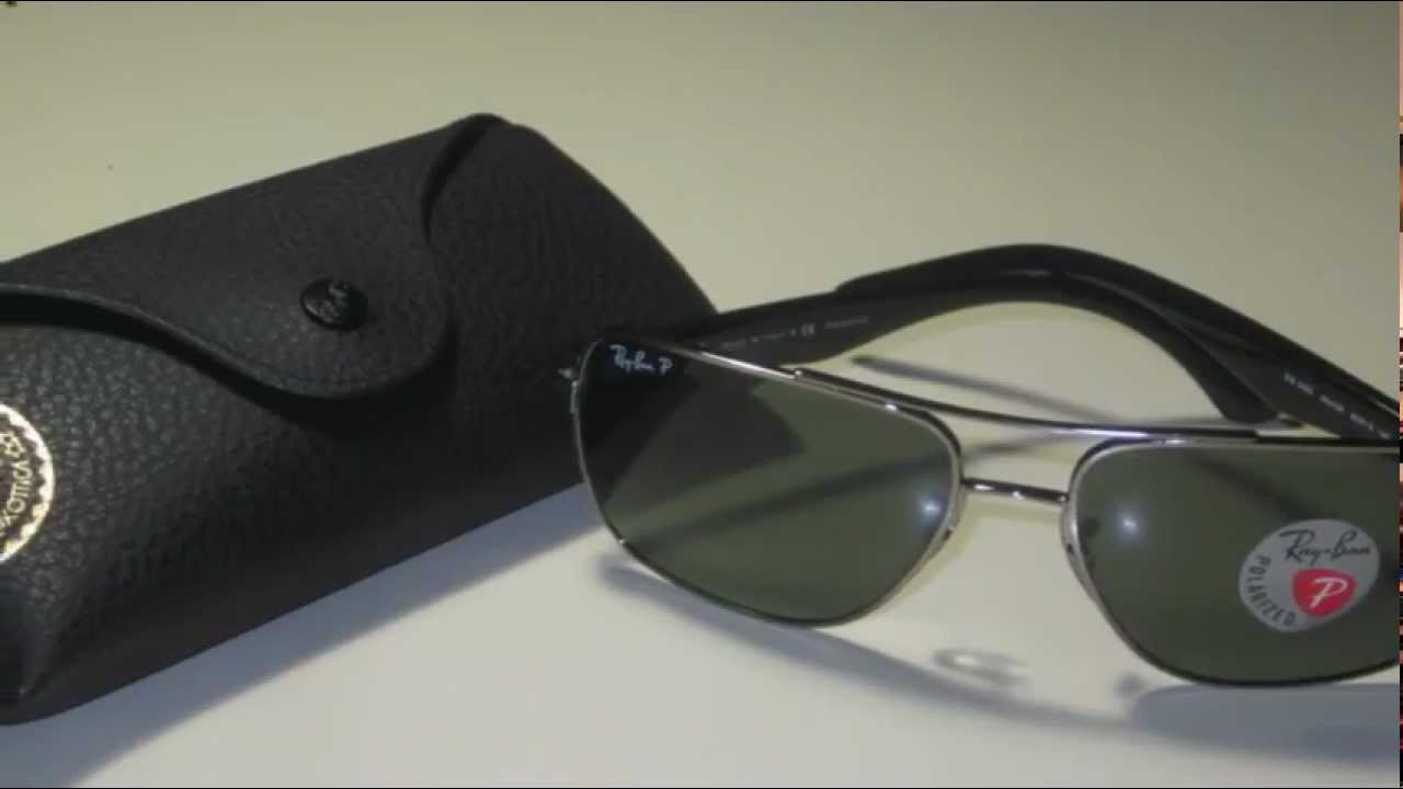 ray ban polarized sunglasses review  ray ban rb3483 polarized sunglasses