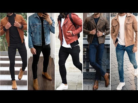 MOST STYLISH Jackets For Men 2020 | ATTRACTIVE Men's Jackets | Men's Fashion & Style 2020