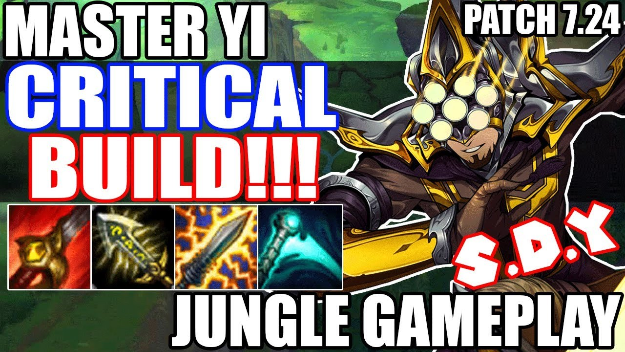 Yi Jungle Build S