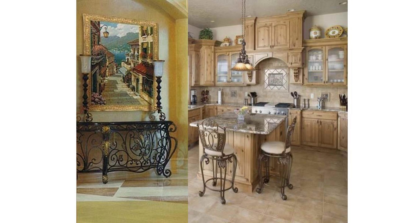Italian decorating ideas   YouTube Italian decorating ideas