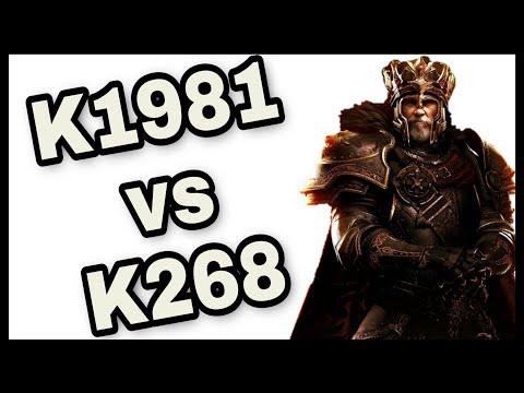 Kingdom Conquest | K1087 Vs K268 | Highlights