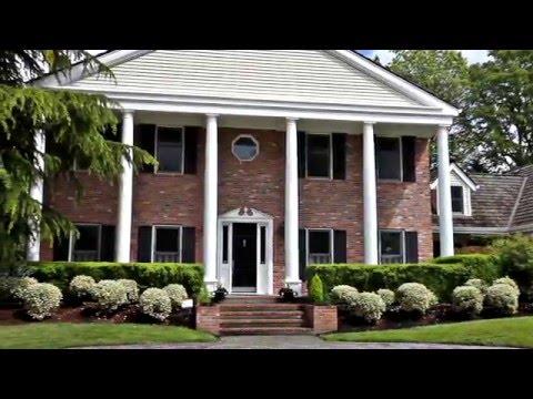 Beautiful Colonial Estate In Nw Portland  Oregon Luxury