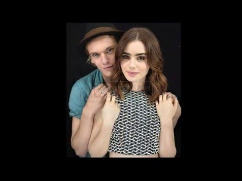 Jamie Campbell Bower and Lily Collins - Circles