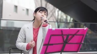 戸田桃香「何度でも (Crystal Kay)」2015/12/13