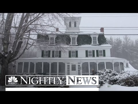 Historic Maine Inn Could Be Yours For Entering Essay Contest | NBC Nightly News