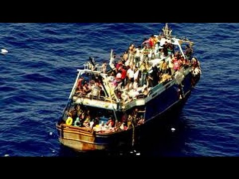 FORCED MIGRATION   51 million people worldwide forced to flee homes