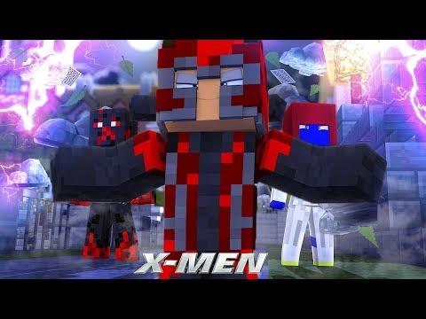 X-MEN #6 - MAGNETO AND HIS MUTANTS ATTACK THE SCHOOL!  (Custom Mod Adventure)