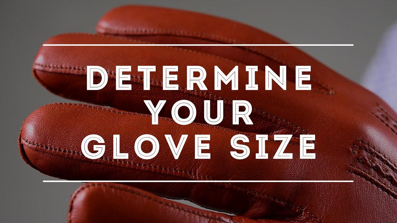 a7ba62ea6d743 Determine Your Glove Size - Fort Belvedere Gloves. Gentleman's Gazette