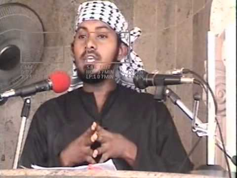 Sheikh Nurdin KISHKI - MTUME MUHAMMAD (SWALLA LLAHU ALAIHI WASALLAM) KAMA UNAMUONA thumbnail