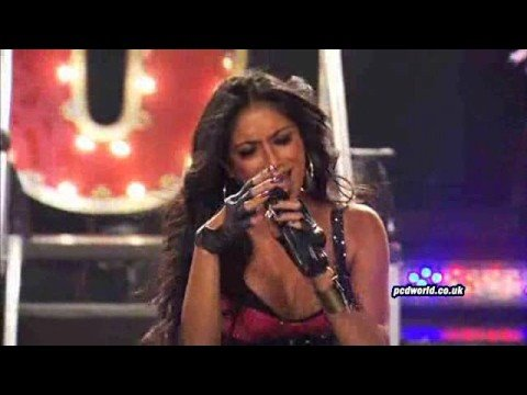 Pussycat Dolls - I Hate This Part [Live]