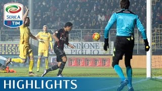 Frosinone - Milan 2-4 - Highlights - Matchday 17 - Serie A TIM 2015/16
