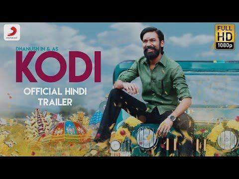 KODI I Official Hindi Trailer I Dhanush I Trisha I Fan Made