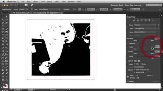 Adobe Illustrator ''Embedded Image Trace-AG'' NSL WK 247