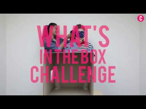 WHAT'S IN THE BOX CHALLENGE - Cosmopolitan Malaysia