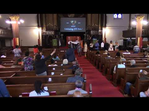 Rain On Us - Union Church Ensemble