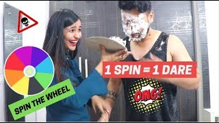 SPIN THE WHEEL Challenge | FUNNY DARES 😂