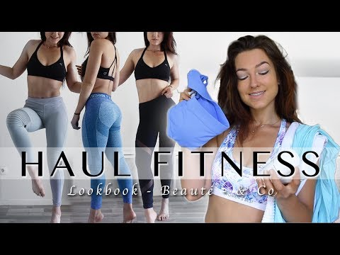 HAUL FITNESS : TOP 20 ! Sportswear, Beauté & Co