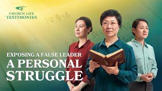 "Christian Testimony Video | ""Exposing a False Leader: A Personal Struggle"""