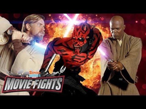 Greatest Lightsaber Fighter - Star Wars: MOVIE FIGHTS!