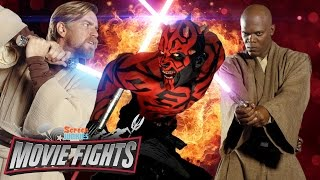 Greatest Lightsaber Fighter   Star Wars  MOVIE FIGHTS!