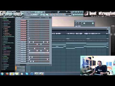 FL STUDIO 10 Tutorial: How To Remix A Song