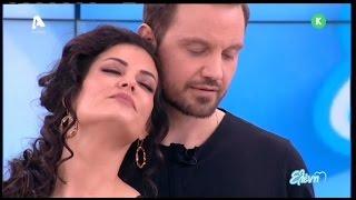 Η Μαρία Κορινθίου στην Ελένη (25/01/17)
