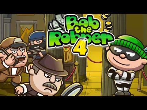 Bob The Robber 4 Robber The Bob 1 Level 3 Kizi Games Android