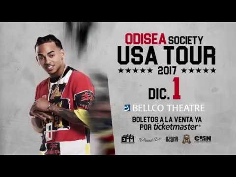 OZUNA ODISEA SOCIETY TOUR DENVER