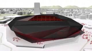 Gambar cover Stadiumi i ri Qemal Stafa