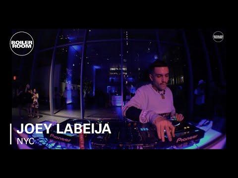 Joey Labeija Boiler Room New York DJ Set