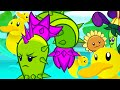 Animation Plants Vs Zombies 2