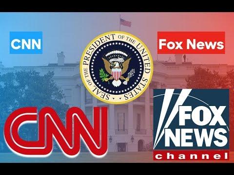 CNN vs Fox News | 2020 Election Prediction