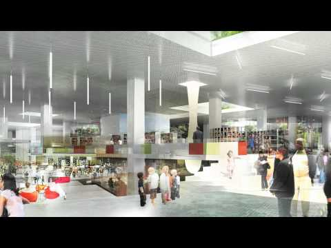 Visionen for Dokk1 - Library of Tomorrow