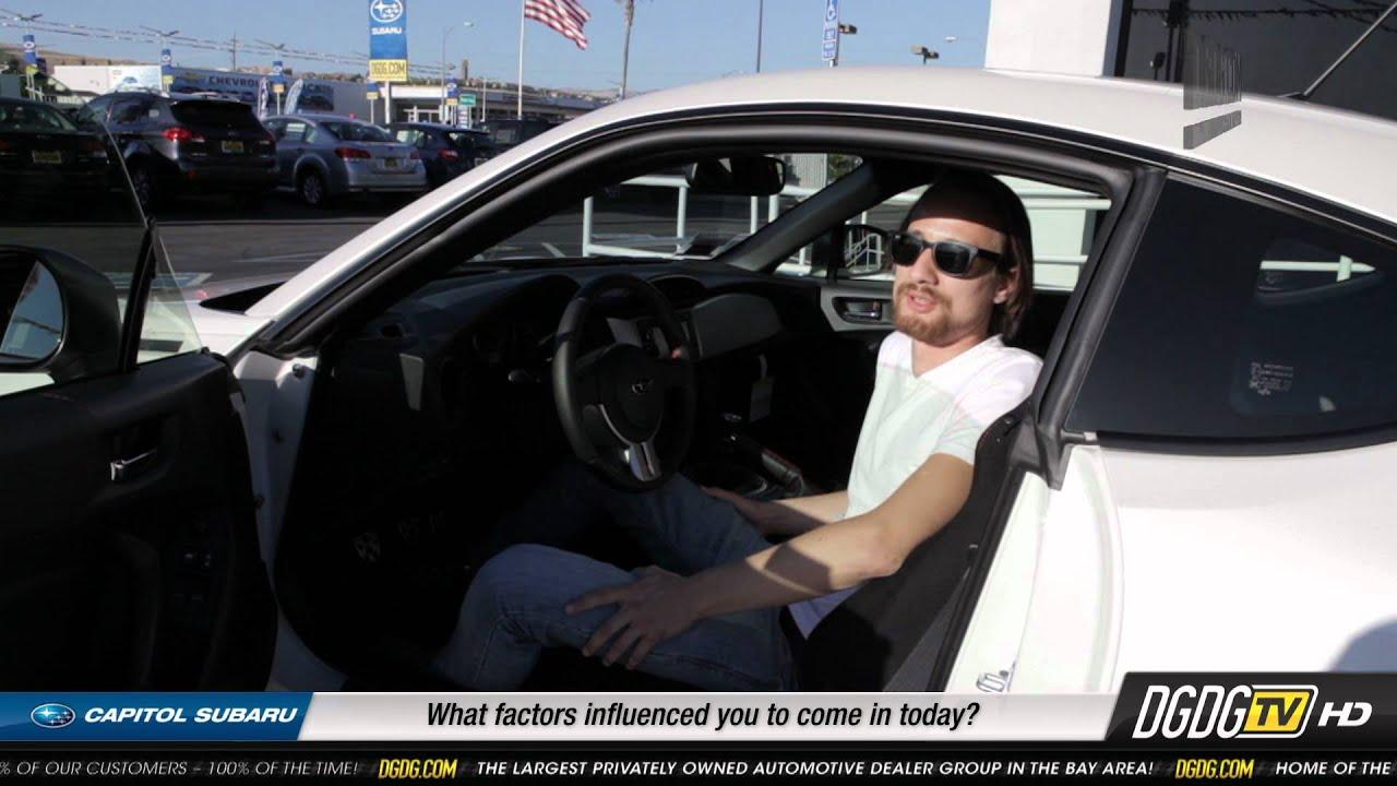2013 Subaru BRZ Premium New Owner Capitol Subaru