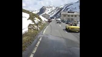 SAAB - Pässetour 2005 - Schweiz