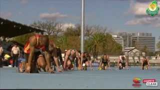 Final, Mens 200m, 2014 Nationals (92nd Australian Athletics Championships)