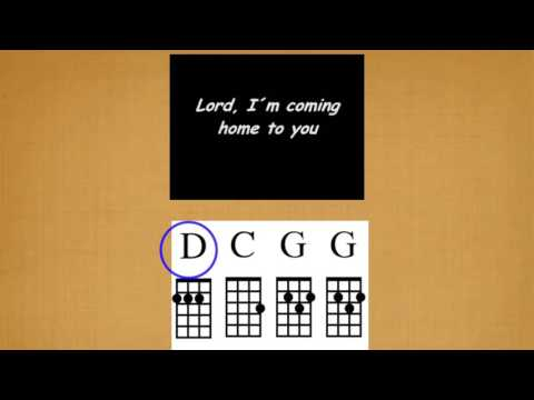 Sweet Home Alabama - Uke Chord Guide